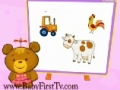 Kids Cartoon - Bonnie Bear - Farm - English
