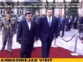 Pres. Ahmadinejad Day Two Update Inc. Meeting Saad Hariri and South Lebanon Tour - 14oct10 - English