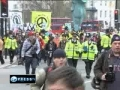 Thousands protest Afghan war in London - 20Nov2010 - English