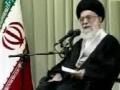 بيانات در دیدار مسئولان اجرائى استان قم - 5/8/1389 - Farsi