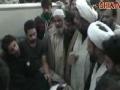 [Lahore Bomb Blast][Arbaeen 2011] H.I. Allama Raja Nasir visit to the victims - All Languages