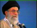 REHBAR KHAMENEI SPEAKING TO YOUNGS - 1