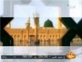 دعاء الإمام الرضا لصاحب الزمان Imam Raza (a.s) Dua for Imam Mahdi (ajtf) - Ara