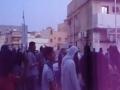 السعوديون في القطيف يطالبون بالافراج عن المساجين -  Arabic