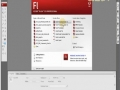 Flash Menu Button Marker Animation Tween Class Tutorial - Learn ActionScript 3.0 - English