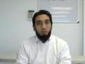 Nouman Ali Khan - Message to Pakistani Youth - Feb 2011 - English