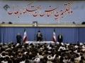 دیدار رئیس و مسئولان قوه قضائیه  Sayyed Ali Khamenei - 27 June 11 - Farsi