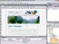 Flash Text Dreamweaver Tutorial - English
