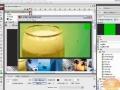 Scrolling Thumbnails Photo Gallery AS 2.0 Flash Tutorial! - English
