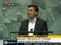 ahmadinejad speech part 2 English sept 22 2011