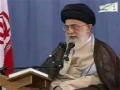دیدار ماه مبارک رمضان - Rahbar Sayyed Ali Khamenai - Farsi