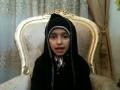 Small Kid Memorized and Reciting سُوۡرَةُ النّبَإِ Surah An-Naba  - Arabic