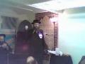 Jewish Rabbi Weiss - Speech about Israel at Zainab Center Seattle WA - 3 of 3 - ENGLISH