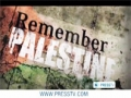 [22 June 2012] Water occupation - Remember Palestine -  English