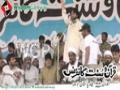 [1 July 2012] [قرآن و سنت کانفرنس] Poet Shaukat Raza Shaukat reciting Poetry at conference - Urdu