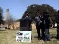 Gaza Protest Part 4 - Austin US - English