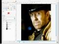 GIMP tutorial: Retouching the Image - English
