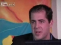 Iraq War Veteran Rob Serra Opposes the War - English