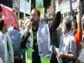 [AL-QUDS 2012] Toronto, Canada : Speech by Sandra Ruch, Jewish organizer of the Canadian Boat to Gaza - English