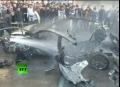 Video: Hamas military chief Ahmed Jabari killed in Israeli airstrike - All Languages