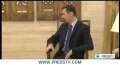 [04 Feb 2013] Iran jalil in Syria meets President Assad - English