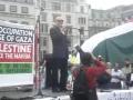 George Galloway calls for boycott - 10May08 - English