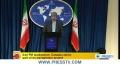 [24 April 2013] US led Canada falsely blames Iran - English