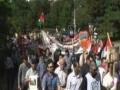 Toronto Holds Massive Al-Quds Rally, Video- 03Aug2013 - All Languages