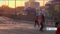 [13 Oct 2013] Bahraini protestors clash with police following the funeral of Nashmi - English