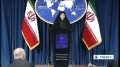 [22 Oct 2013] Iran Foreign Ministry Spokeswoman Marzieh Afkham Press Conf. Part 3 - English