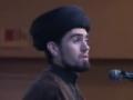Imam Husayn Day (Houston, TX) - Quran Recitation - Qari Abazar Wahedi - 7 December 2013 - Arabic
