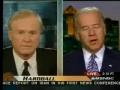Joe Biden discusses the NIE and Iran - English