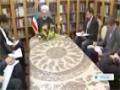 [11 Feb 2014] Iran envoy to Vatican discusses religious diplomacy - English