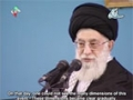 Speech at meeting with air force personnel Ayatullah Khamenei  8th feb 2014 - Farsi sub English