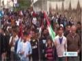 [07 May 2014] Gazan farmers, fishermen rally to support prisoners - English