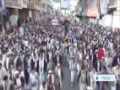 [20 June 2014] Thousands rally in Yemen, demand army halt strikes against Houthis - English