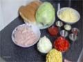FOOT LONG CHICKEN SANDWICH COOK WITH FAIZA