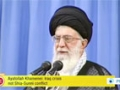 [27 June 2014] Leader says the enemy is hoping for a Shia-Sunni war - English
