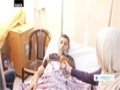 [13 July 2014] Press TV\'s reporter talks to injured Palestinian teenagers at Al-Shifa Hospital in Gaza City - English