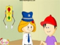 Road Safety Rules and Tips for kids of  Kindergarten,Preschoolers,Toodlers - English
