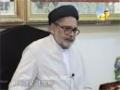 [Lecture] Zaban e Hussain (A.S) Me Deen Daar Kon Hai 1996 - Maulana Zeeshan Haider - Urdu