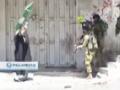 شهاب  صاروخ في مواجهات مدينة الخليل يتحدى الاحتلال - Arabic