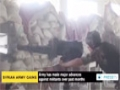 [31 Aug 2014] Syrian army target strongholds of Takfiris in Golan Heights - English
