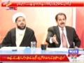 [Debate With Nasir : Roze News] 30 January 2015 - Firqa Wariat, Qatal Karna Aam Si Baat - Urdu