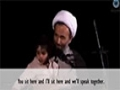 When a Young Child Interrupts Agha Panahiyan's Lecture Farsi sub eng [Eng Sub]