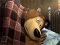 [02] Masha and The Bear - not wake till spring! - All Languages
