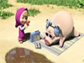 [13] Masha and The Bear - Laundry day - All Languages
