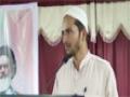 International Quds Day Conference 2015 - Moulana Agha Munawer Ali - Hyderabad, India - Urdu
