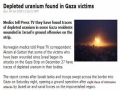 Nuclear Weapons against Palestinian - English