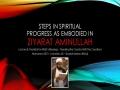 [08 Majlis] Steps in Spiritual Progress in the Light of Ziyarat Aminullah - Sh Saleem Bhimji - 12 Muharram1437 - English